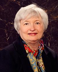 Janet Louise Yellen